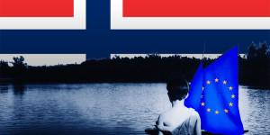 norwegia-praca-flaga