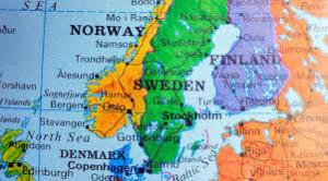 norwegia-mapa